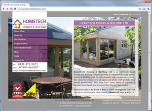 Hometech Joinery and Building